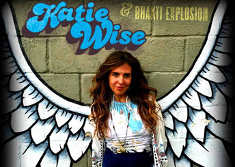 Kirtan with Katie Wise and Bhakti Explosion at Mothership Yoga Lounge in Truth or Consequences