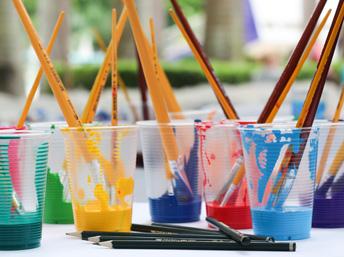 Wildflowers open art studios for kids