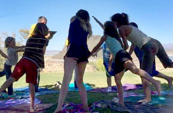 Kids Yoga Journeys