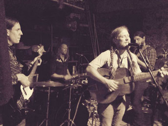 Los New Mexico Playboys at the TorC Brewing Company with Carol Whitney