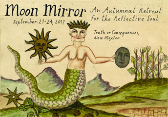 Moon Mirror - Yoga and Hot Spring Retreat in Truth or Consequences