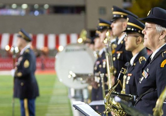 Army Band July 4 celebration concert at the Truth or Consequences Civic Center