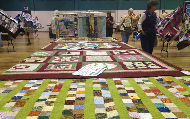 Annual Gathering of Quilts - quilt show in Truth or Consequences NM