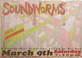 Soundworms at TorC Brewing in Truth or Consequences NM