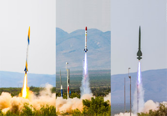 Spaceport America Cup - rocket competition