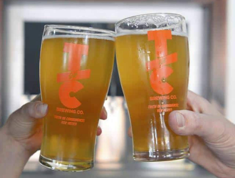 Beer Fiesta at the T or C Brewery