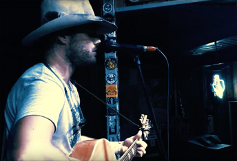 Travis Parker at the TorC Brewing Company