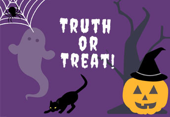 Truth or Treat at the Civic Center