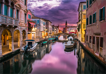 the role of Venice Italy in art history