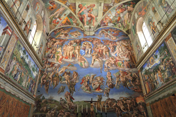 A Walk in the Sistine Chapel - with John Rawlings at Rio Bravo