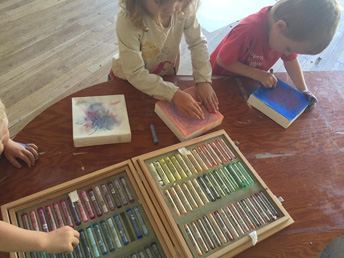 Wildflowers open art studios for kids