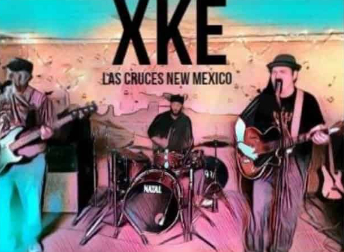 XKE surf rock at TorC Brewing in Truth or Consequences NM