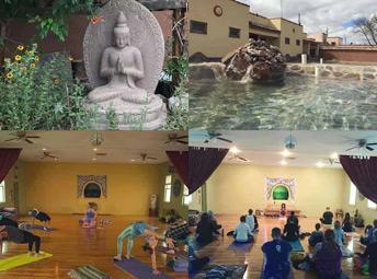 Yoga and Hot Springs Retreat at Mothership Yoga Lounge