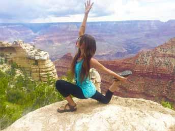 Yoga Flow with Sonia at Studio de la Luz