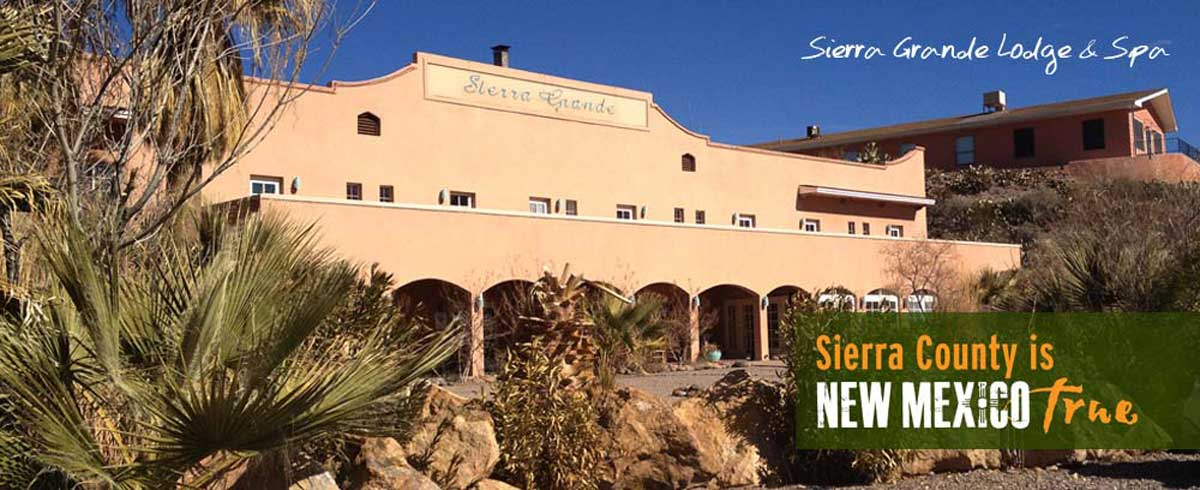 Sierra Grande Lodge, Truth or Consequences New Mexico