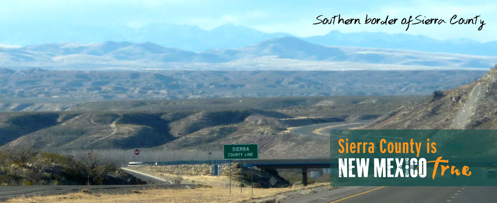 welcome to Sierra County New Mexico