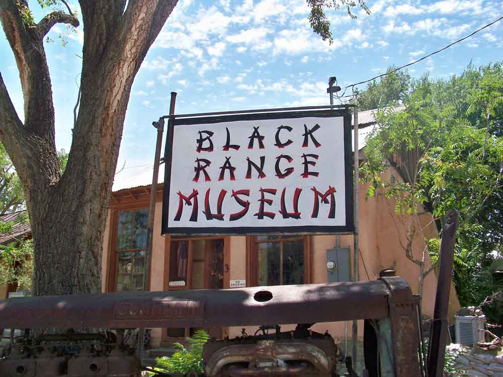 Black Range Museum, open Labor Day in Hillsboro