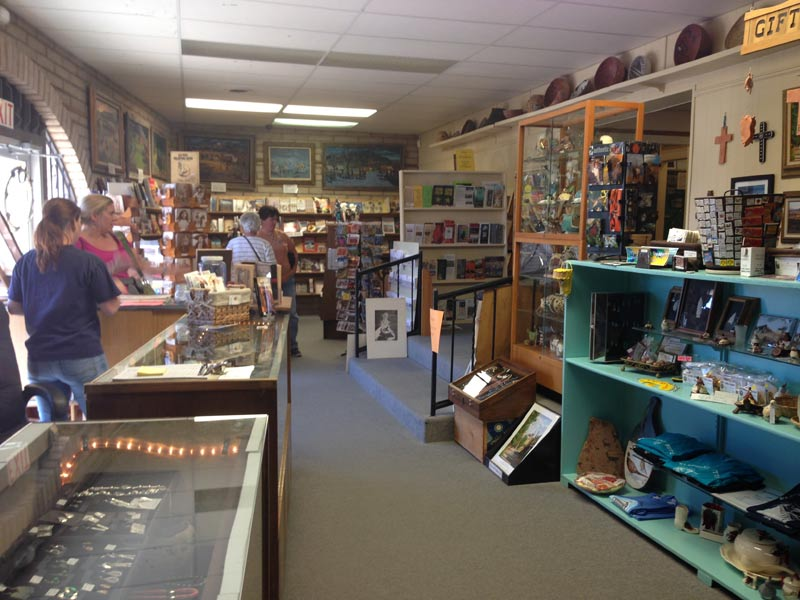 Geronimo Springs Museum Gift Shop