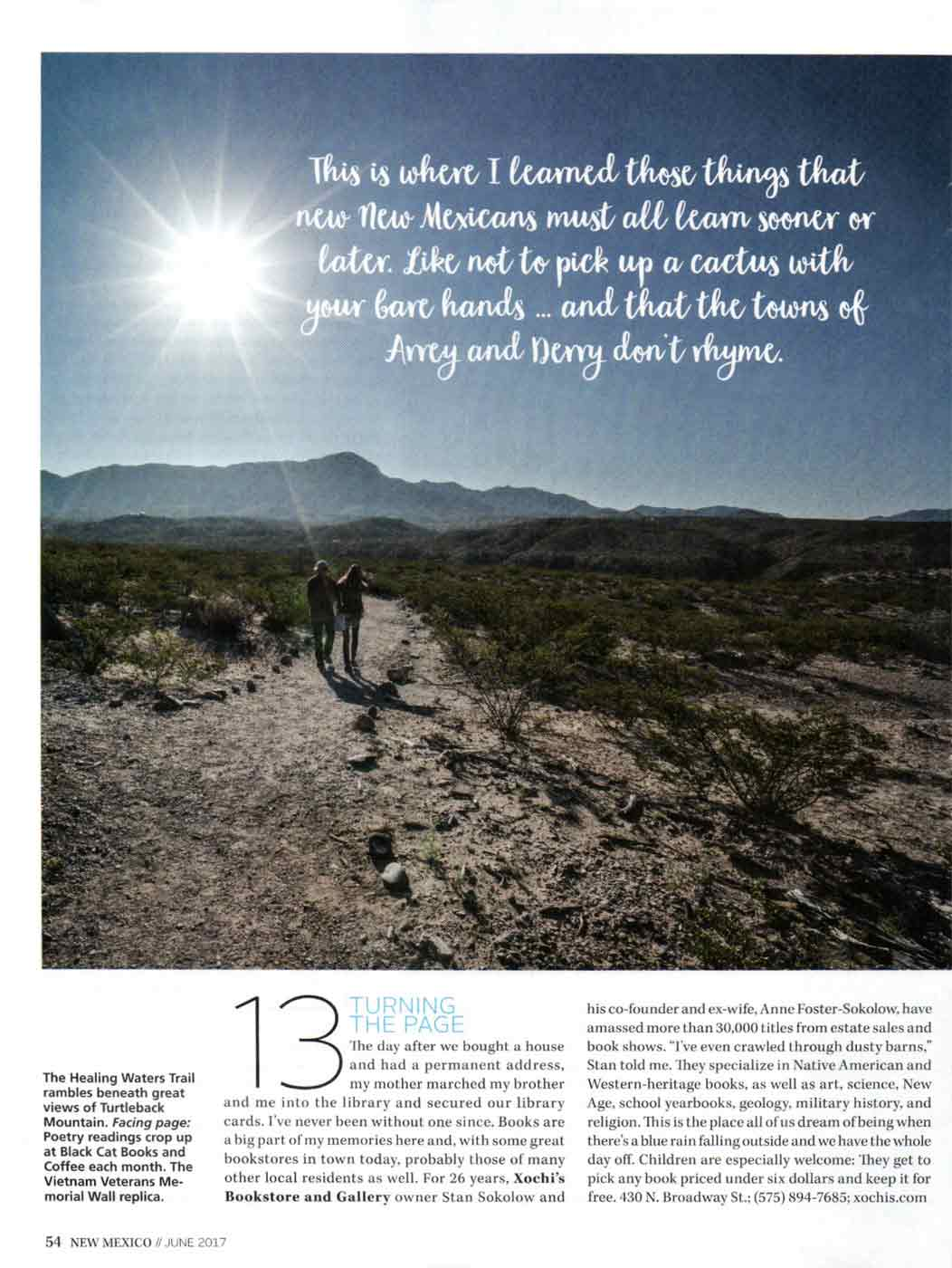 20 things to love about Truth or Consequences New Mexico - New Mexico Magazine
