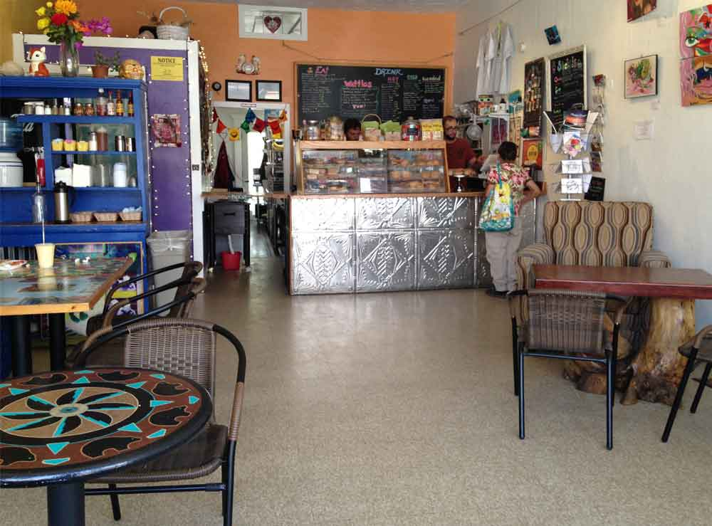 Passion Pie Cafe, Truth or Consequences NM