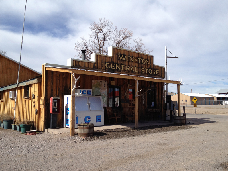 Winston General Store, Winston New Mexico