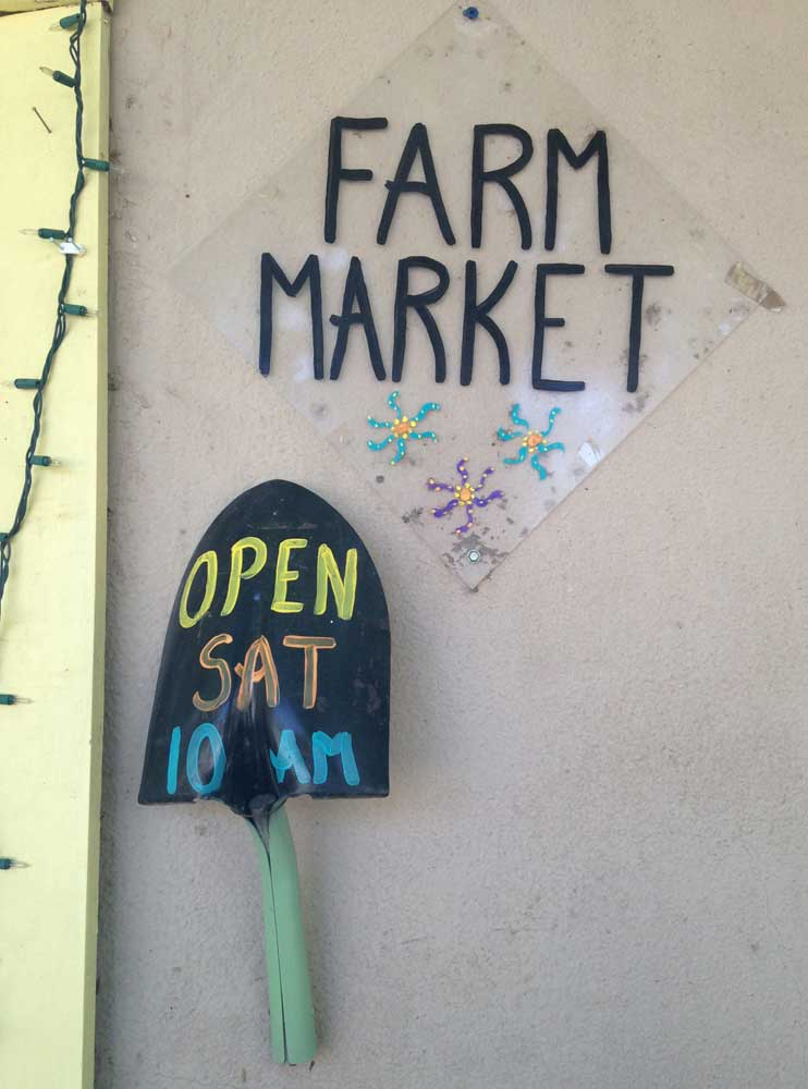 Hillsboro NM Farm Market - weekly on Saturdays
