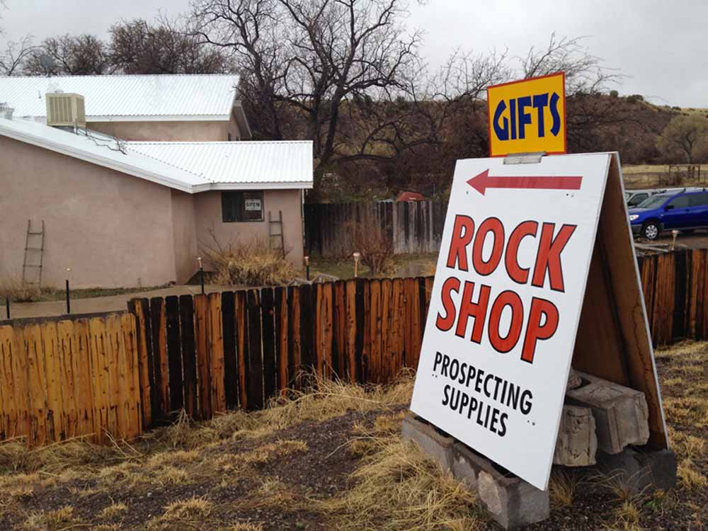 Hillsboro Rock Shop