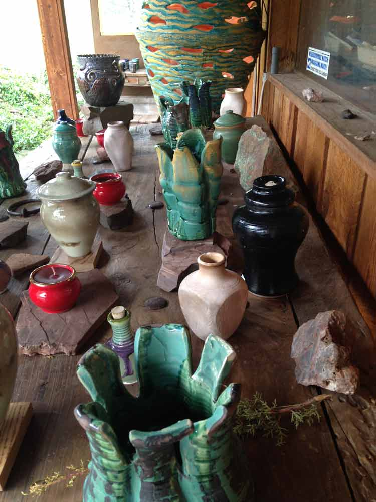 Kingston Clay Company pottery