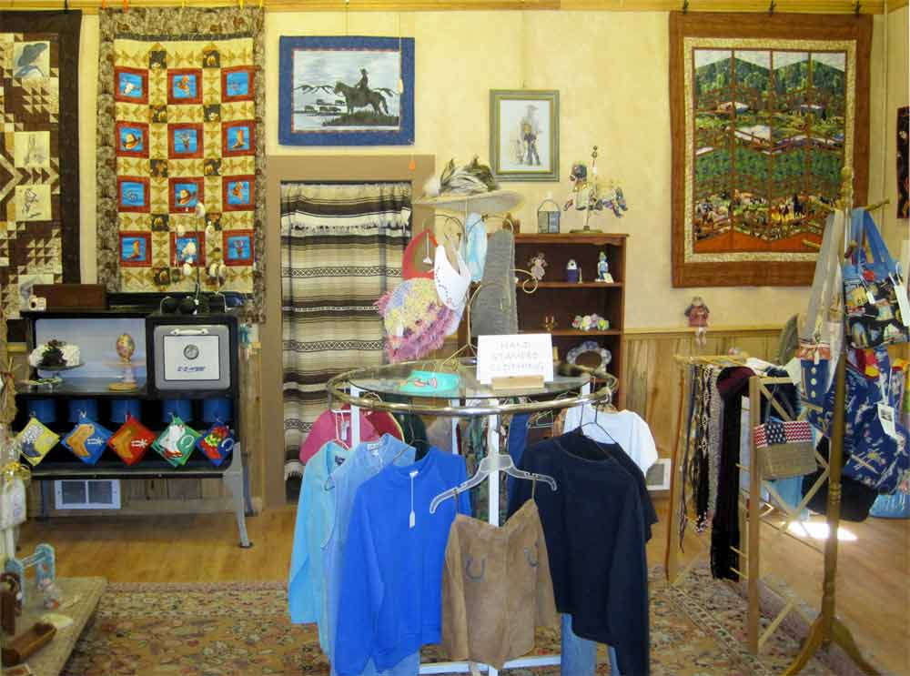 Monte Cristo Gift Shop and Gallery