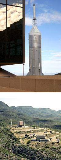 Space Museum, Alamogordo NM