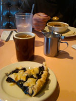 Blueberry Pie in Pie Town