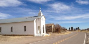 San Jose catholic church, Cuchillo