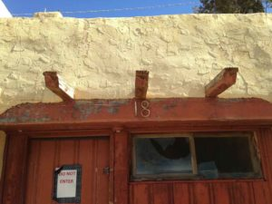 Do Not Enter 18 - buildings near the Dam Site at Elephant Butte Lake