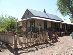 residence in Hillsboro New Mexico