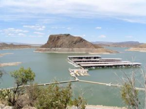 Elephant Butte Dam Overlook
