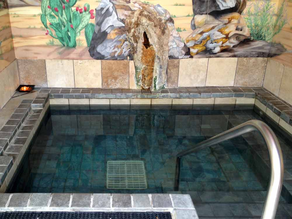 Sierra Grande bath