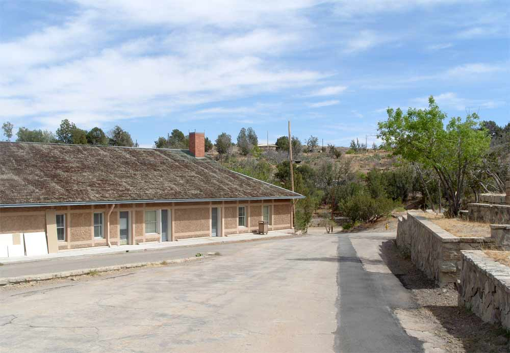 Historic Dam Site Lodge, Elephant Butte