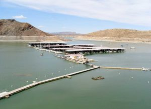 Elephant Butte and Dam Site Marina