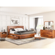 Brocton 4 Piece Bedroom Collection