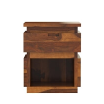 Modern Simplicity Rustic Solid Wood 5 Piece Living Room Set