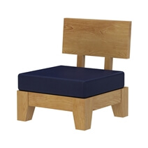 Onslow 3 Piece Outdoor Sofa Set