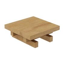 Onslow Teak Wood Outdoor Square Coffee Table