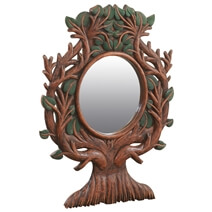 Pictou Solid Wood Handmade Decorative Mirror Frame
