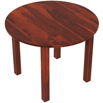 """Solid Wood 48"""" Round Dining Table"""