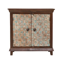 Pretoria Solid Wood 36 Storage Cabinet