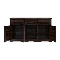 Westside Traditional Handmade Solid Wood 3 Drawer Large Sideboard
