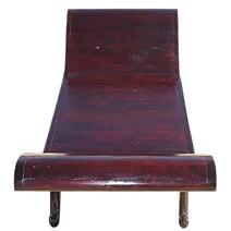 Solid Wood Handcrafted Bench Indoor Furniture