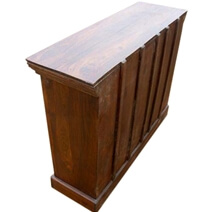 Philadelphia Classic Solid Wood 6 Drawer Dining Room Rustic Buffet