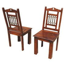 Philadelphia Transitional Dining Table Chair Set