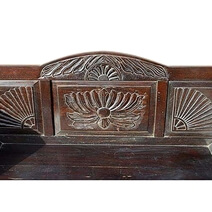Victorian Carved Wood Sofa Couch Loveseat Furniture NEW